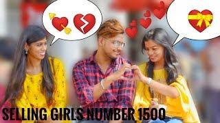 Selling Girls Number for Money Prank | pranks indian  | pranks in india |