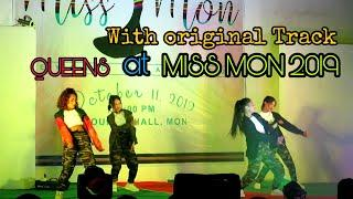 Queens | Girls Dance Crew | Original track | MISS MON 2019 |