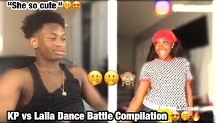 KP vs LAILA ???? Girls Dance Battle ???? Best Instagram Compilation REACTION ????????????
