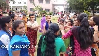 ENGINEERING COLLEGE GIRLS DANCE SUPER || GANESH CELEBRATIONS IN HYD ||