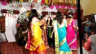 Viral video college girls dance in marriage function