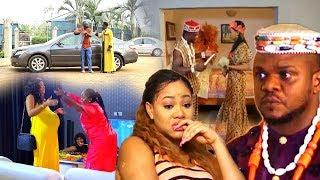 A Royal  Prince Falls In Love With A Poor Dirty Village Girl & Changed Her Life - Nigerian Movies