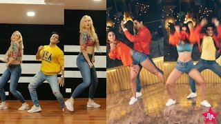 Ek Uncha Lamba Kad Musically Dance Challenge 2019 || hot girls musically dance 2019