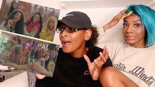 MOM REACTS TO MY PRETTY GIRL MUSIC VIDEO...????????????♀️