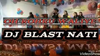 DJ Blast Pahari Song || Pahari Nati Himachali Girls Dance