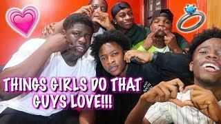 THINGS GIRLS DO THAT GUYS LOVE!!(PART 2)NYC EDITION!
