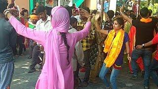 Bhaderwahi girls Dance at Mani Mahesh Part 2