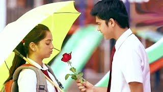 A True Love Story | Heart Touching Love Story | School Girl And Boy Love Story