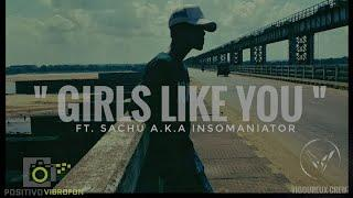 Maroon 5 - Girls Like You ft. Cardi B | Dance Cover | Choreography | By Sachu aka Insomaniator |