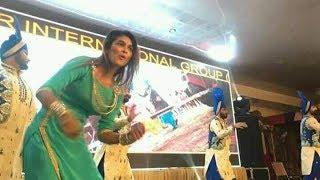 Punjabi Dance Latest Video 2018 Beautiful Funky Girls Group Dance Performance