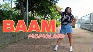 FAT GIRL DANCES TO MOMOLAND(모모랜드) BAAM || PH COVER || SLYPINAYSLAY