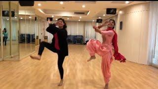 Don't worry song punjabi girls bhangra। punjabi girls dance
