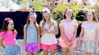 Seven Super Girls and the Magic Pencils!