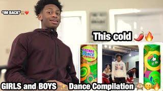 GIRLS and BOYS ✨ Best Instagram Dancers ????Squad Goals Dance Challenge (REACTION????????????)