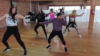 """""""Twerk"""" City Girls, Dance Fitness with Medora"""