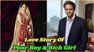 Love Story Of Rich Girl Isha Ambani And Poor Boy Anand Piramal