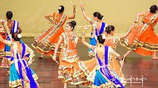 Nand Lala Raas Performance | Girls Bollywood Dance | 2018 - 4K Ultra HD | KCBW DANCE Choreography