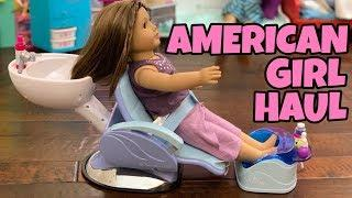 Awesome American Girl Doll Haul