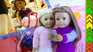 Messes and Memories (American Girl Doll Stopmotion)