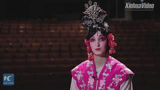 From past to present: U.S. woman shares story on love for Chinese opera