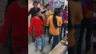 Bihar Girls Dance in hostel room