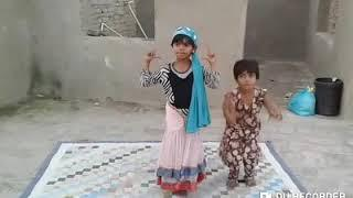 Sindhi village girls dance  No 1 dance