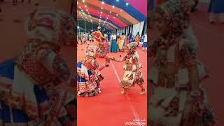 Navratri special | special garba dance | tiktok video | girls dance in dandiya | vijyadashmi |