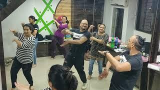 Ankh mare o ladka ladies girls Dance