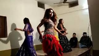 Girls dance in marriage###