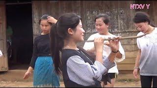 Hmong Girls Dance Practicing