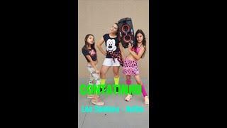 Contatinho - Léo Santana,Anitta  - Girls Dance kids (coreografia)