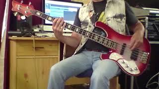 BARBRA STREISAND - A WOMAN IN LOVE - BASS COVER (TRANSCRIPTION with TABS)
