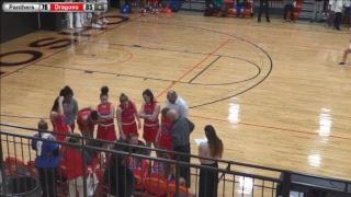Blue Dragon Women's Basketball at Neosho County