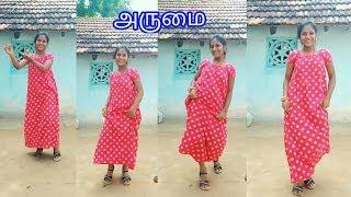 பண்ணுனா இந்த மாதிரி பண்ணனும் அருமை |tamil agirls dubsmash |tamil girls dance