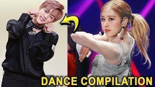 BTS (방탄소년단) Girl Group Dance Compilation - Cute Moments????