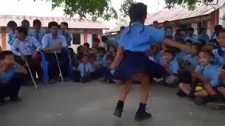 Superb Dance performance | School  Girl's