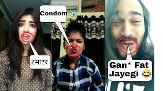 BB Ki Vines dialogue with girls || Musically video (TikTok) || Latest Video 2018 ||