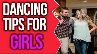 Dancing Tips for Girls - Easy Country Dancing Lesson for Ladies
