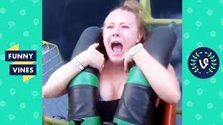 TRY NOT TO LAUGH - BEST GIRL FAILS | Funny Videos September 2018