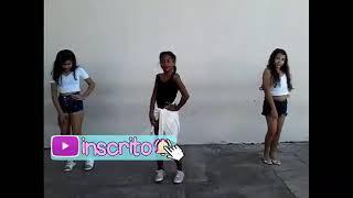 Coreografia - Deixa Lenta (Girls Dance)