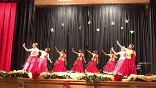 Austin Desi Christmas 2018 - Girls Dance