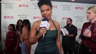 "#CivilTV: Sanaa Lathan's New Netflix Film 'Nappily Ever After' Is ""A Modern Fairytale"" For All Women"