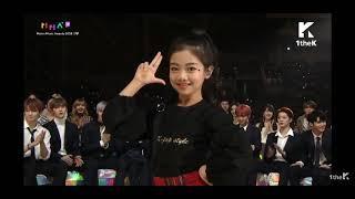 181201 2018 Melon Music Awards Na Haeun Girl Group Dances