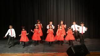Tamil Christian Dance | Little Boys & Girls Dance 2018 | FCM Liverpool