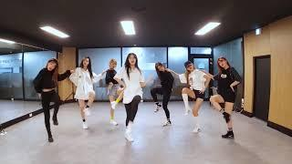 [MIRRORED] OH MY GIRL (오마이걸) - 'Remember Me (불꽃놀이)' Dance Practice Video