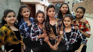 ????New full enjoy masti  cute girls dance performance 2018????