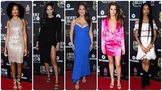 Beverly Hills Film Festival 2019 Opening Night & Red Carpet Women Dress