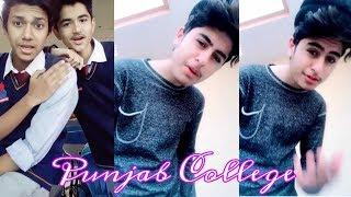 Inside Punjab College Girls Boys TikTok Musically Video| Part 6 | Aqif Younis TikTok Video