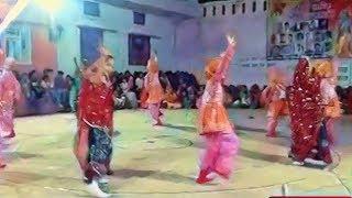 Little Girls and Boys Garba Dance || Navratri Garba Dance Video