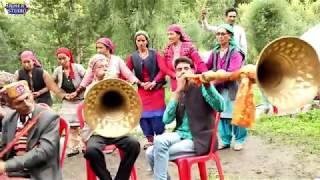 Natti dance in pahari Marriage || kullvi girls dance